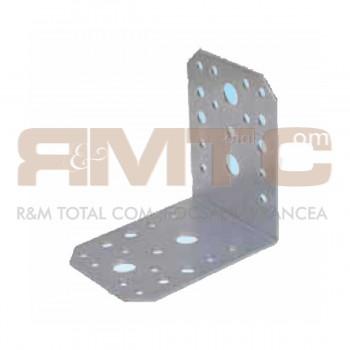 Coltar tip L fara ranforta 105x105x90x2 mm